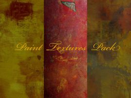 Rustic Paint Texture Pack by letinhastock