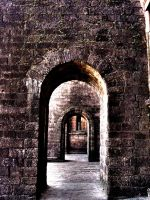Archway by Scalpedfish