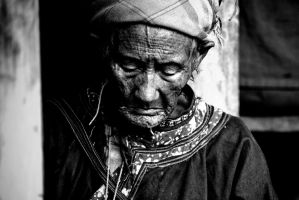 Old Market Lady by Solarstones