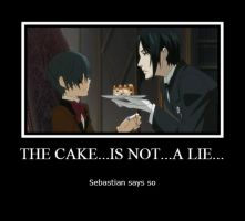 The Cake is NOT a Lie by Calling-All-Angelz