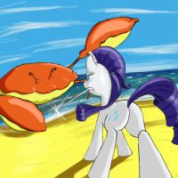 Dat... Crab by ImpCJCaesar