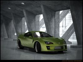 Concept supra green by Sphinx1