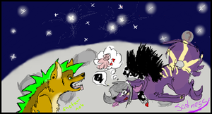 Iscribble z Looniaq xD by Shetani106