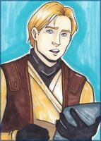 Mical Sketchcard by lubyelfears
