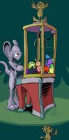 A Dangerous Game by Queg