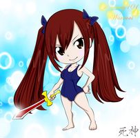 ~FT~ The swimming knight! X3 by Dynasty101Warriors