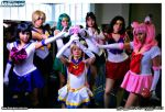 Bishoujo Senshi Sailor Moon by konohanauzumaki