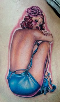 pin up by tat2istcecil