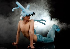 Pokemon Kingdra Cosplay by Berry-Cosplay