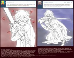 Ask Grell Tumblr Replies 12 by fallnangeltears
