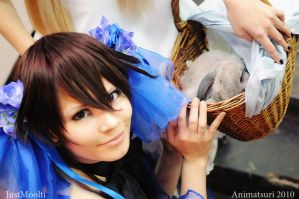 Pandora Hearts: Two rabbits by Astarohime