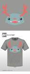 Cute Monster Lick Tee by pai-thagoras