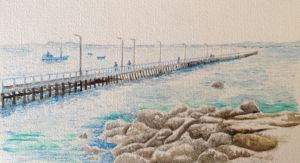 Let's try some watercolour by PatrickRyant