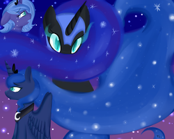 Princess Of The Night by chibimlp-lover