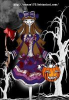 Trick or Treat or Cut... by Nanao178