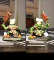 Goblin Chef by Wanhus