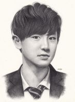 Chanyeol by DENITSED