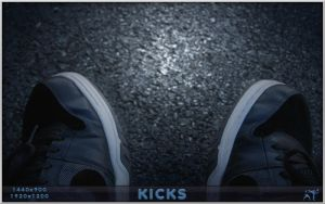 KICKS by turnpaper