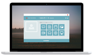 EASY2REC Software Layout by palhaiz