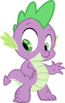 Spike Looking by Exbibyte
