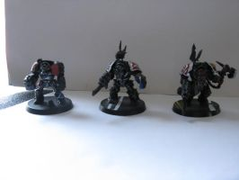 Chaos Terminators G2 by Karkit