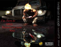 Twisted Metal Words End 2 by twistedagent