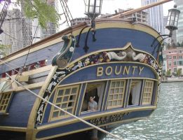 The Bounty by darchiel