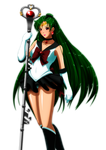 Sailor Pluto by GrimbySlayer