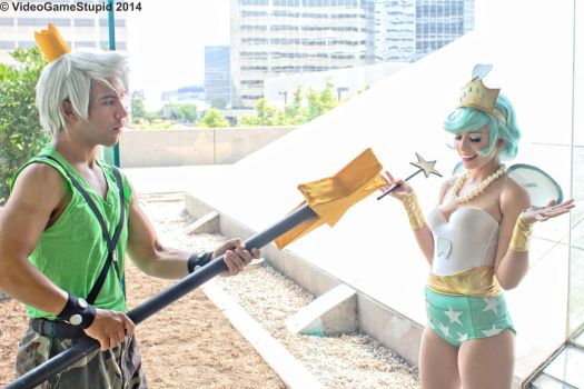 Otakon 2014 - Jorgen and the Tooth Fairy(PS) 05 by VideoGameStupid