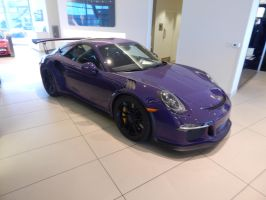 991 GT3 RS by TheHunteroftheUndead