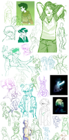 Sketchdump by guilefulConvoy