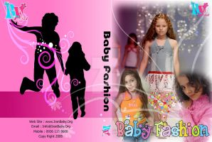 DVD Cover Baby Fashion 2 Iran by Arousha