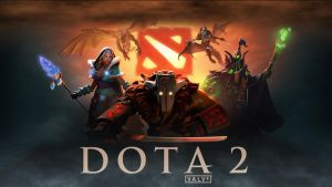 DOTA 2 WALLPAPER by commander34