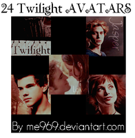 Vol. 1 Twilight Avatars Pack by me969