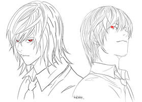 The First and Fourth Kira by teews666