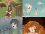 Element and zodiac contest by ForeverSoaring