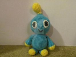 Normal Chao Crochet - Wife's Work by mca2008