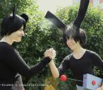 The power of teamwork by cosplayprincesses