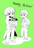 [BBC SHERLOCK] S3 start!!!!! by twosugars16