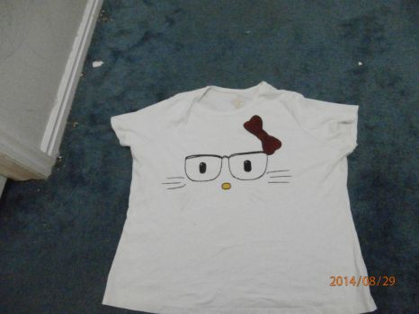 Hello Kitty Shirt by SmallBell