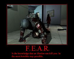 F.E.A.R. is true by Merananth