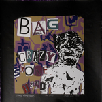 BAG - Crazy stone head - album cover by strange-art-gallery