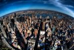 Center of The World - New York by amassaf