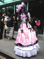 Comic Fiesta 2013 No. 57 - Black Butler by Viktalon