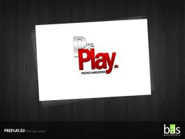 PrePlay.eu Hosting Logo by BAS-design