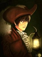 Captain Yagami by DayTripper2128
