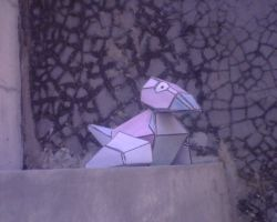porygon papercraft by turtwigcuTey