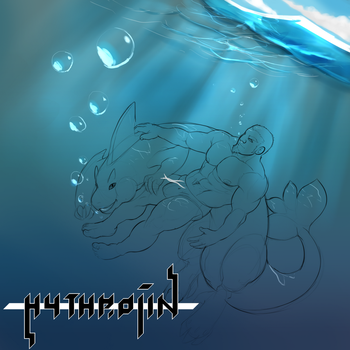 Under The Sea WIP by Hythrojin