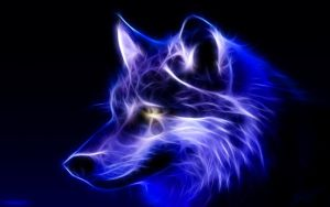 Fractalius Wolf by baseball4life374