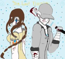 Cover: The Lost Promise-A Love Story by animedugan